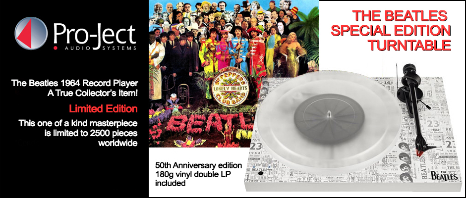 Beatles Limited Edition